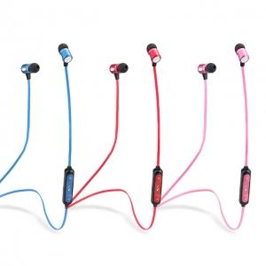 Vezeték nélküli Bluetooth Sport Fülhallgató In Ear Hallójárati