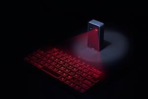 Virtuális lézer lézeres billentyűzet