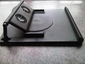 Notebook Laptop tartó és hűtő