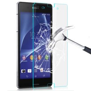 Sony Z3  törésálló kijelzővédő üvegfólia Glass 0.26 mm 9H