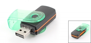USB memóriakártya olvasó 15 in 1