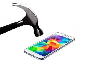 Samsung Galaxy S5 törésálló kijelzővédő üvegfólia Glass 0.26 mm 9H
