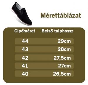 Férfi cipő GF255