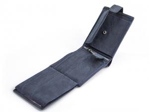 Férfi bőr pénztárca MG07