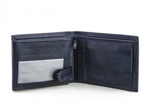 Férfi bőr pénztárca MG21