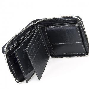 Férfi bőr pénztárca MG30