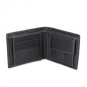 Férfi bőr pénztárca MG32