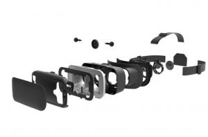 VR Shinecon Virtuális valóság szemüveg