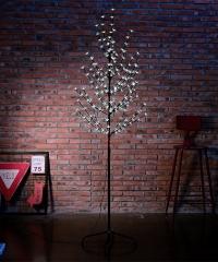 LED Dekorációs Fa 130cm HIDEG FEHÉR