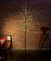 LED Dekorációs Fa 130cm MELEG FEHÉR