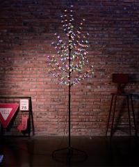 LED Dekorációs Fa 130cm SZÍNES