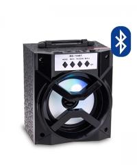 Bluetooth hordozható multimédia lejátszó MP3 USB FM rádió TF MS-134BT