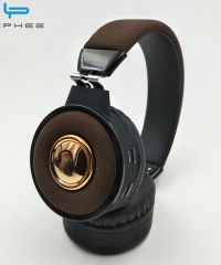 Bluetooth Fejhallgató Headset MP3 lejátszó BT018