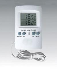 Digitális Hőmérő Kültéri Beltéri SH-102