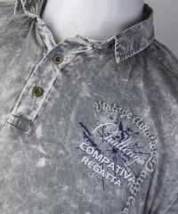 Férfi galléros póló DP106