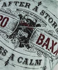 Férfi póló Cipo & Baxx DP94
