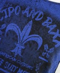 Férfi póló Cipo & Baxx DP96