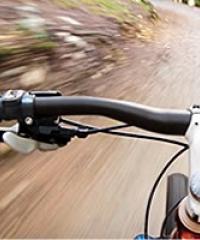 Kerékpárra telefon tartó univerzális