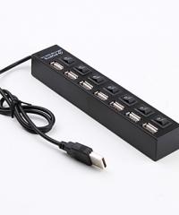 Kapcsolható USB elosztó