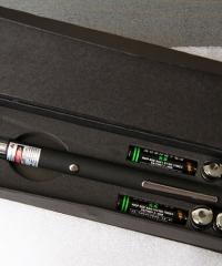 Zöld lézer toll lézer pointer 5in1