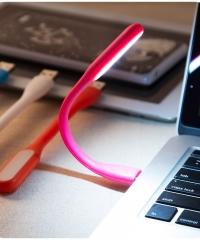 Flexibilis USB LED lámpa