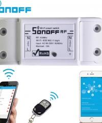 WIFI Smart Home Switch Okos Kapcsoló Távirányítható