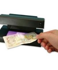 UV Lámpás Pénzvizsgáló bankjegyvizsgáló