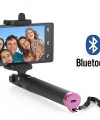Locust Monopod BEÉPÍTETT BLUETOOTH TÁVIRÁNYÍTÓVAL selfie bot