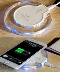 Vezeték nélküli töltő és adapter régebbi iphone és android is