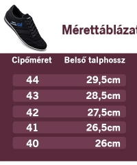 Férfi cipő GF224
