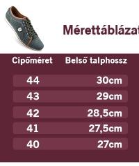 Férfi cipő GF249