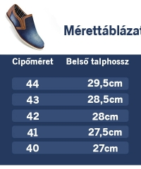 Férfi cipő GF284