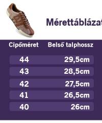 Férfi cipő GF294
