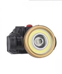 Nagy fényerejű LED fejlámpa tölthető