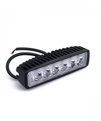 LED fényszóró 12V 18W LED