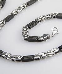Férfi nyaklánc és karkötő szettben OT165