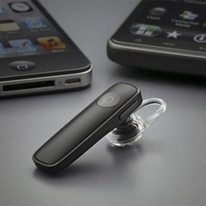 Vezeték nélküli Bluetooth Headset Telefonhoz és PC-hez